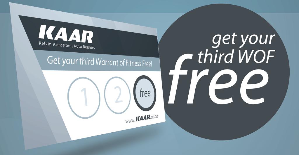 Third WOF Free