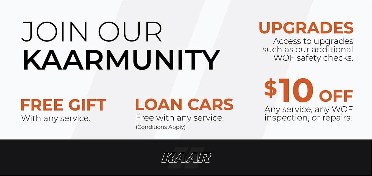 Join KAAR Community