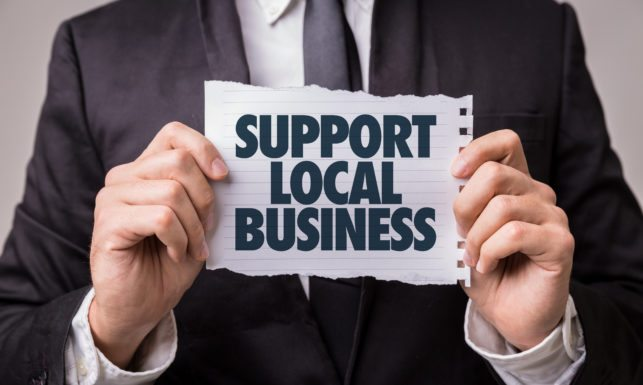 Support Local - Buy Local - Lift The Local Economy of Your Community