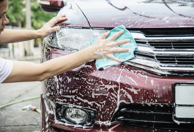 washcar - Keep Your Car Gleaming